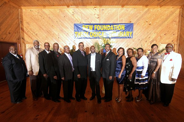New Foundation Theological Seminary company