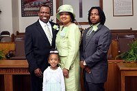 Pastor pridgen wedding
